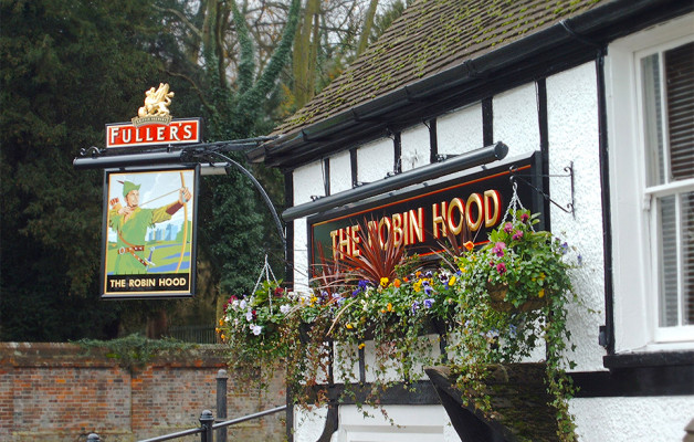 About the Robin Hood Tring