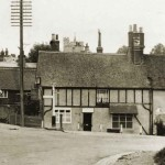 Robin Hood corner 1905