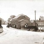 Brook St Robin Hood 1900