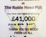 £41,000 raised for Iain Rennie