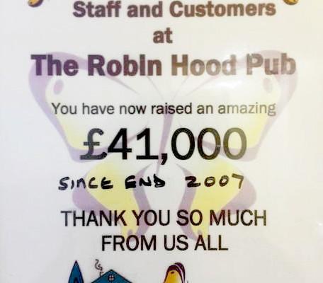 £41,000 raised for Iain Rennie