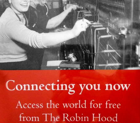 Free Wifi at the Robin Hood Tring