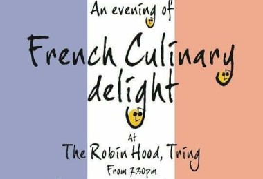 Jakey the Bakey Pop Up French Night